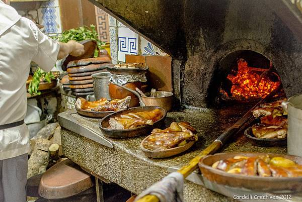 MADRRID (Restaurante Botin8