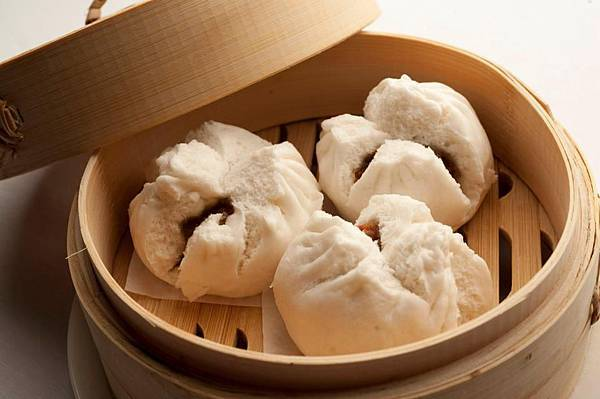 Shangri-La Hotel, Paris(Shang Palace,Barbecued pork buns