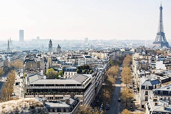 Paris(Prince de Galles Hotel(2