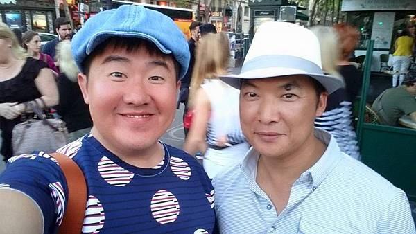 paris market(hat)