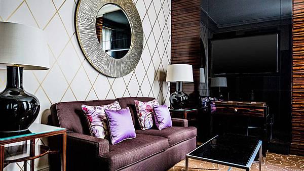 Paris(Prince de Galles Hotel(Mosaic Suite2