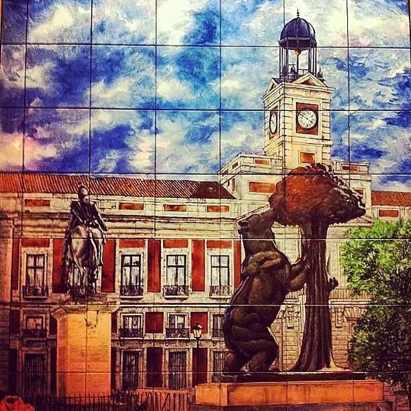 MADRRID (Restaurante Botin,Buenos días amigos ¡¡¡