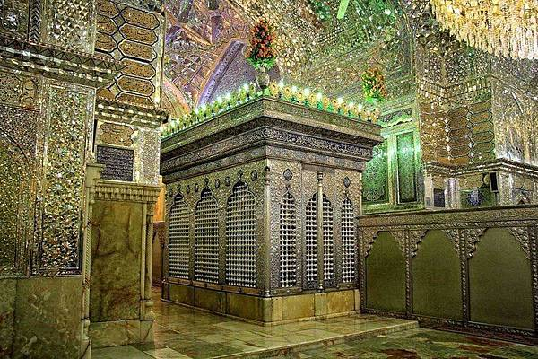 Mausoleum of Ahmad and Muhammad, Shah Cheragh, Shiraz5.jpg
