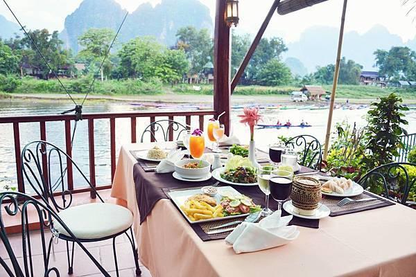 La Verandah Rest(Villa NamSom Vang Vieng5.jpg
