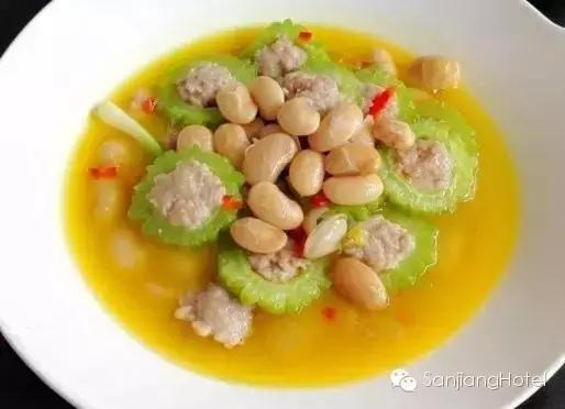 三江餐廳(芸豆酿苦瓜