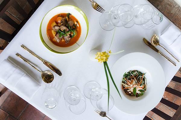 Satri House restaurant(LPQ,french rest2.jpg