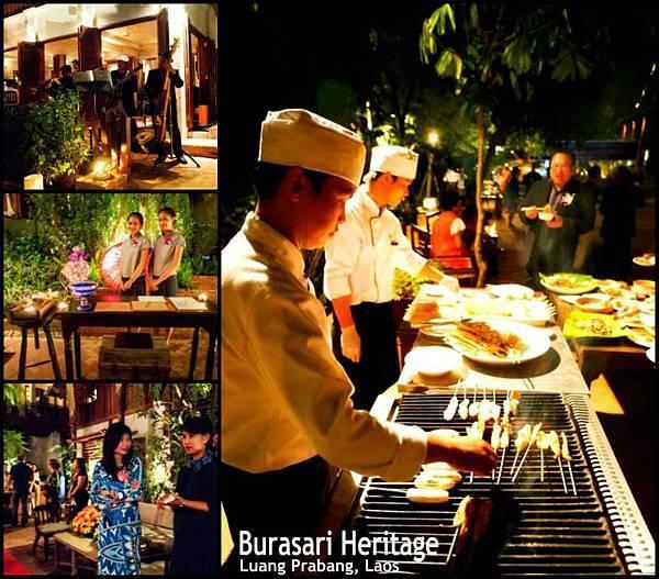 Burasari Heritage Hotel(LPQ,BBQ night.jpg
