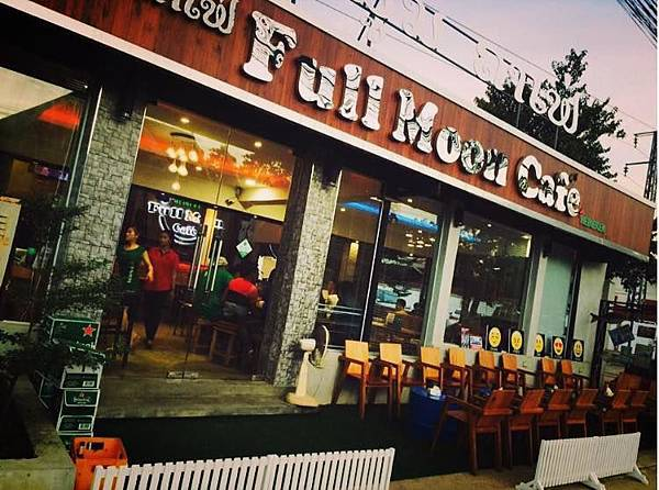 Full moon cafe(LPQ9