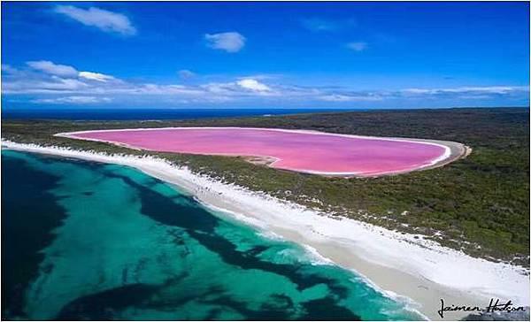 south pink lake1