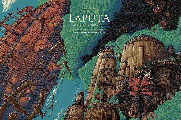 LAPUTA (CASTLE IN THE SKY2