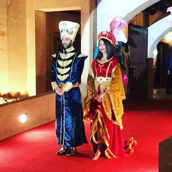 Qasr Al Sultan(Meet our Sultan and Sultana