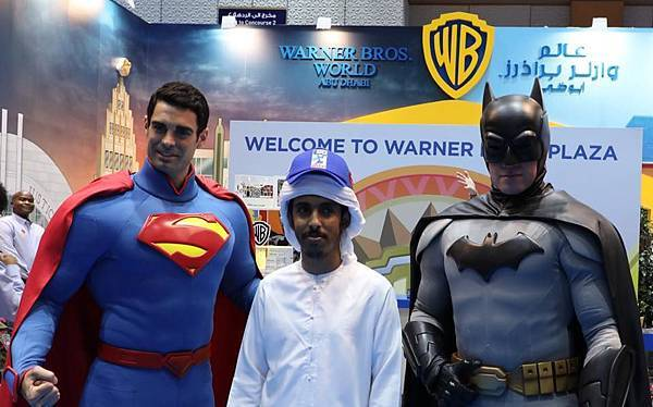 Warner Bros (AUH,2018,0725