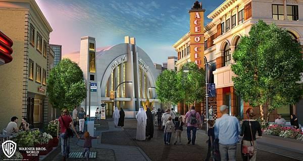 Warner Bros (AUHMetropolis