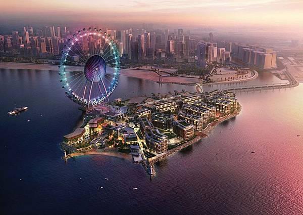 Ain Dubai Ferris Wheel(2
