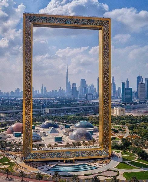 Dubai Frame(6