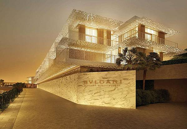 Bvlgari Resort(Dubai2