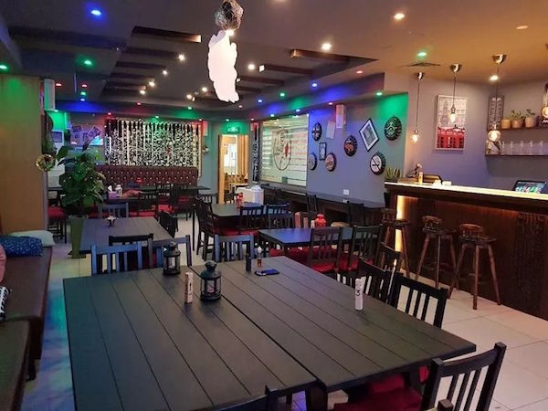 杜拜(思鄉音樂餐廳2