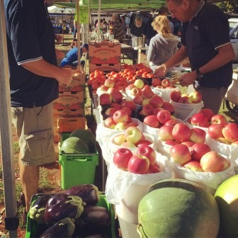 Margaret River farmers market(4