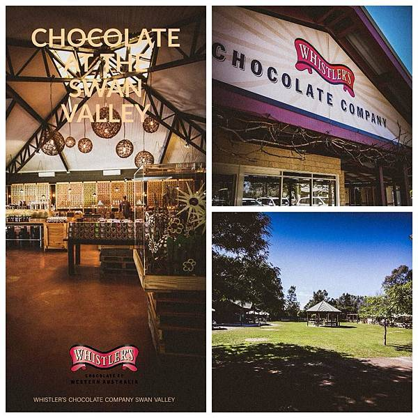 Whistlers chocolate co(Swan valley2