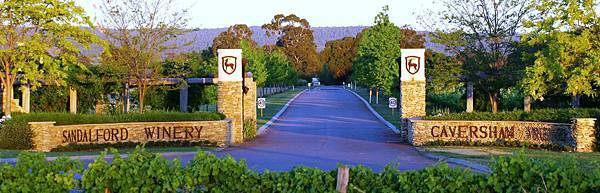 Sandalford Wines(Swan Valley;Caversham,
