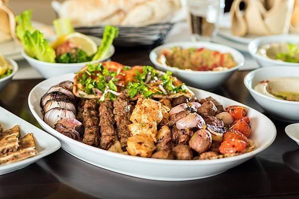 Al Hallab Rest(Dubai Mall,Lebanen Rest4.jpg