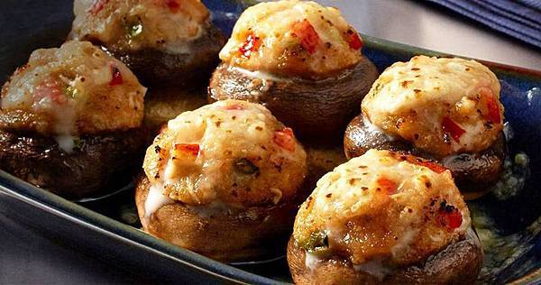 Red Lobster Dubai Mall(Seafood-Stuffed Mushrooms.jpg