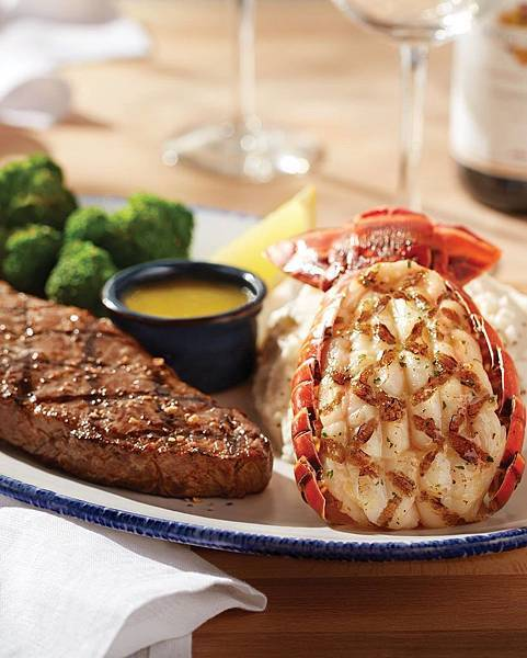 Red Lobster Dubai Mall(steak&lobster.jpg