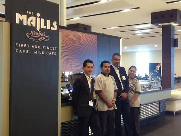 Majilis Dubai Mall(Camel milk4.jpg