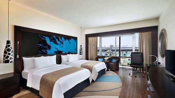 Marriott Hotel Al Forsan( Abu Dhabi 3.jpg