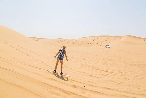 Tilai Liwa Hotel(sand boarding.jpg