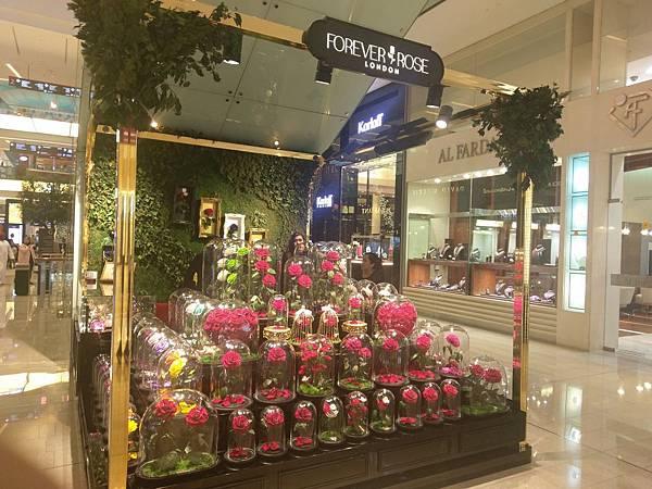 永恆玫瑰(Dubai Mall (1).jpg