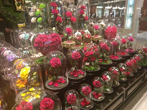 永恆玫瑰(Dubai Mall (2).jpg
