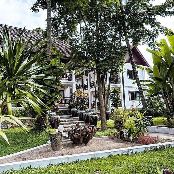 Parasol Blanc Hotel(LPQ,30 rooms