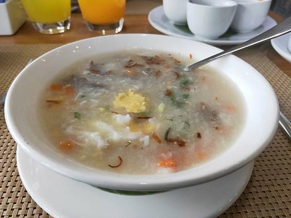 早餐(寮國粥