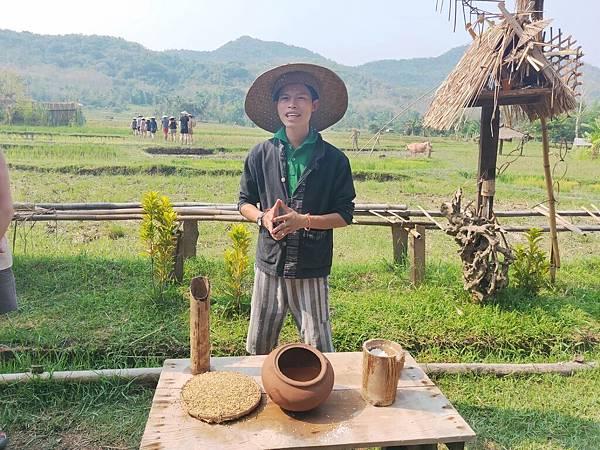 鹽水選出好米栽種 (2)