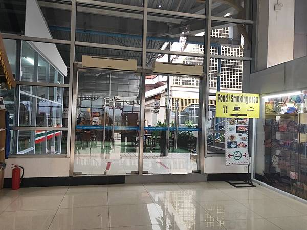 隆坡邦機場出境 (1)