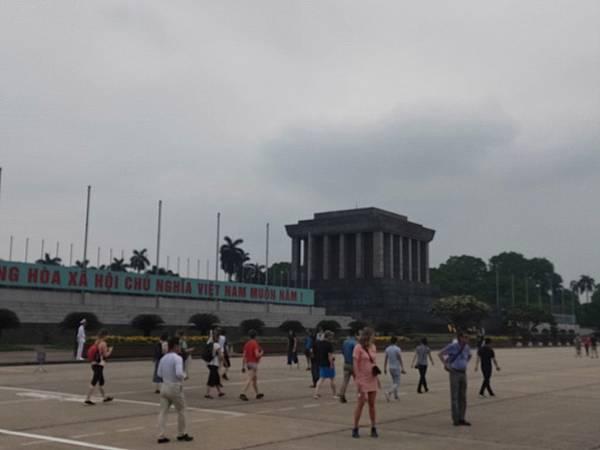 胡志明紀念堂 (2)