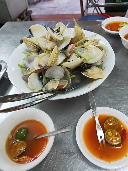Oc Ghe海鮮攤(河內古都 (3)