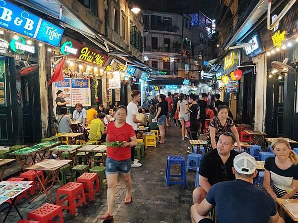 酒吧一條街(河內) (5)