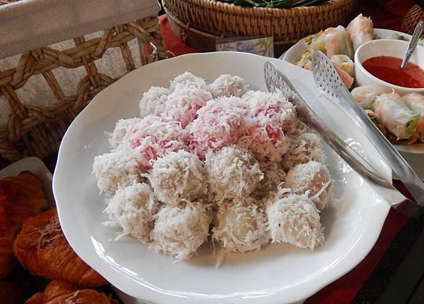 soft coconut cake