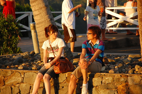 2009BNEAPR哈蜜頓島夕陽 (39).JPG