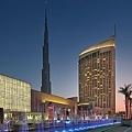 哈里發塔(杜拜mall).JPG