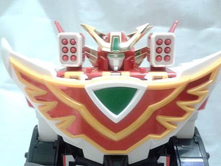 太陽勇者DX旋風雷鳥號