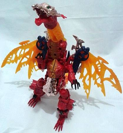 Beast Wars---Megatron(Transmetal 2)