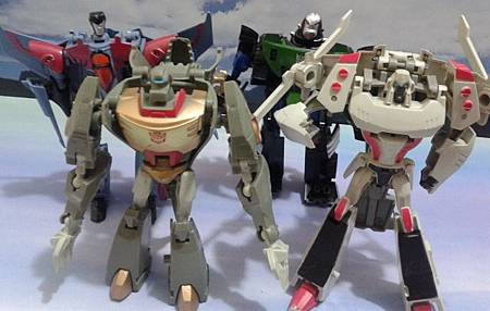 Transformers: Animated---Decepticon