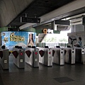 曼谷捷運「bts」