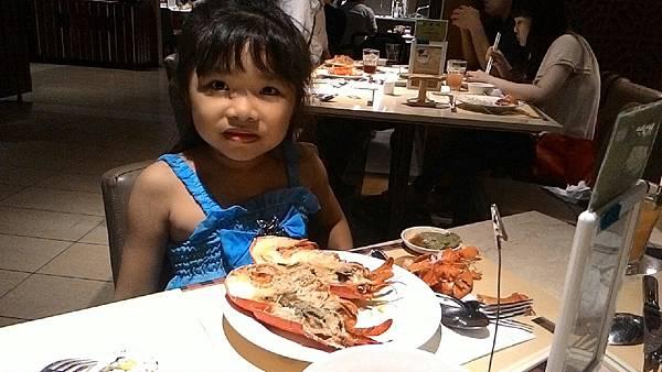 一輩子一次就滿足了 大億麗緻 龍蝦吃到飽_532.jpg