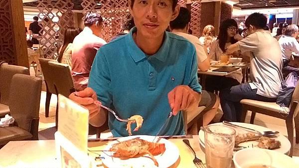 一輩子一次就滿足了 大億麗緻 龍蝦吃到飽_4304.jpg
