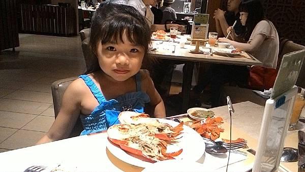 一輩子一次就滿足了 大億麗緻 龍蝦吃到飽_2819.jpg