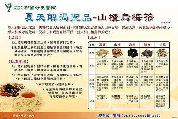 10206孟儒-130557072295夏天解渴聖品-山楂烏梅茶